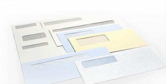 ビジネスなど各種用途に適した封筒